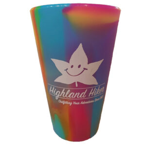 Highland Hiker Sili-Pint