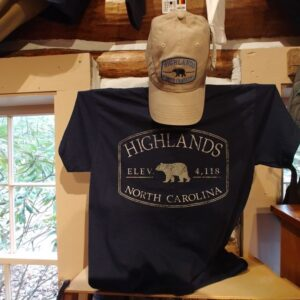 Highlands Shirt and Cap